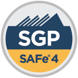 SAFe® for Government Programs with SGP certification
